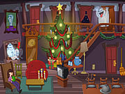Caspers haunted christmas j�t�k