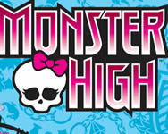Monster High mix up játék