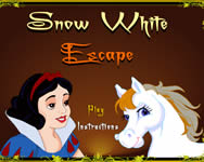 Snow White escape j�t�k