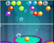 Halloween bubble shooter game online